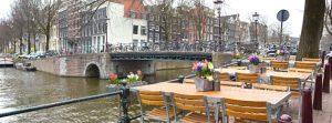 manger à Amsterdam avec peu d'argent