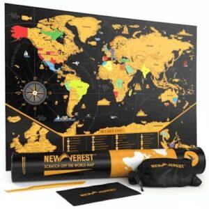 Harta lumii răzuibilă