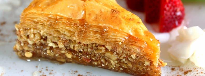 baklava desert grecesc traditional