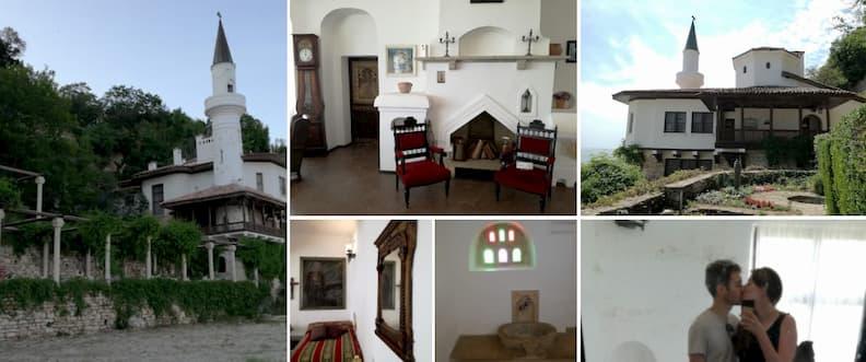castelul reginei maria balcic bulgaria