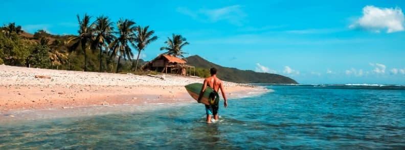 insula lombok indonezia