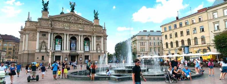 lviv ucraina in europa cu buget limitat
