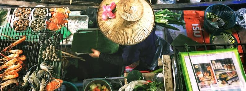 mancarea din chiang mai thailanda