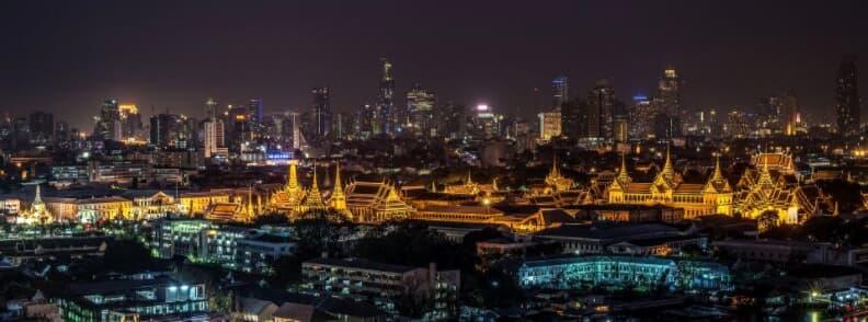 obiective turistice in bangkok thailanda