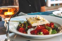 Mâncare grecească tradițională