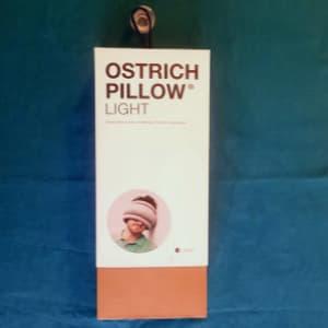 perna de calatorie ostrich pillow light