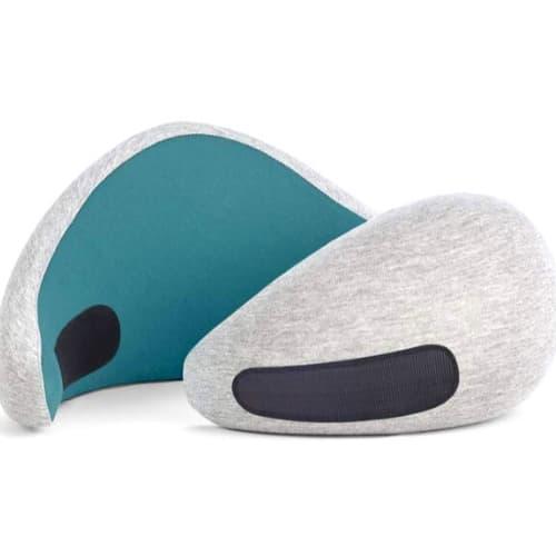 Go Neck Pillow Blue Reef