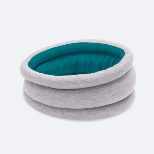 Light Versatile Pillow Blue Reef