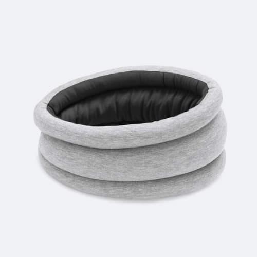 Light Versatile Pillow Midnight Grey
