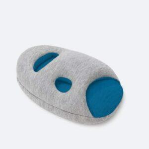 Mini Handy Pillow Sleepy Blue