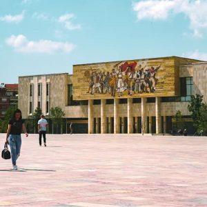 3h Walking Tour in Tirana