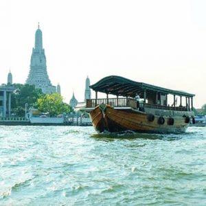 Bangkok Rice Barge Cruise