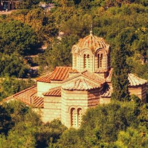 Byzantine Churches in Athens