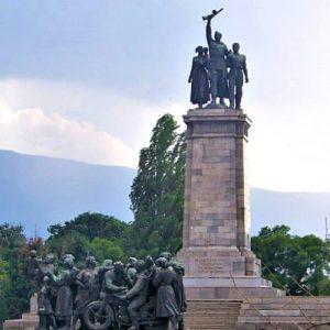 Communist Landmarks in Sofia