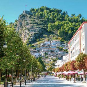 Day trip from Tirana to Berat