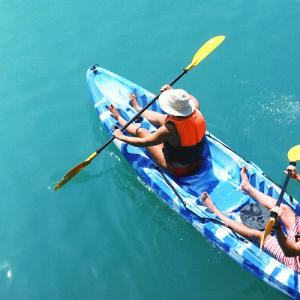 Kayak Tour in Kotor Bay