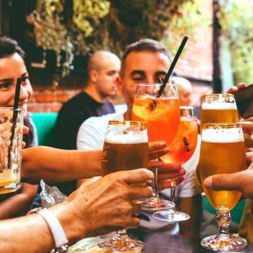Pub Crawl in Sofia Bulgaria