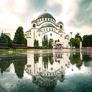 Walking Tour in Belgrade