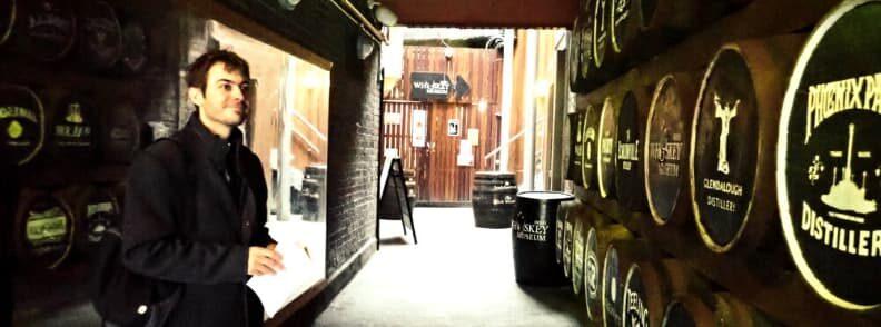 2021 travel destinations dublin whiskey museum