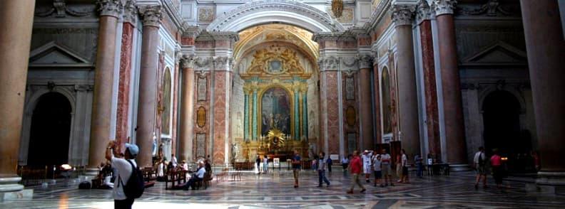 Basilica of Saint Mary of the Angels and the Martyrs Basilica di Santa Maria degli Angeli e dei Martiri church in Rome