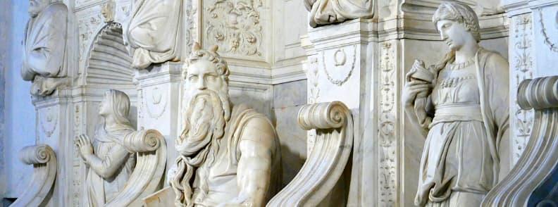 Basilica of Saint Peter in Chains Basilica di San Pietro in Vincoli church in Rome