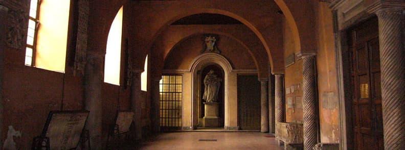 Basilica of Saint Sabina Basilica di Santa Sabina all Aventino church in Rome
