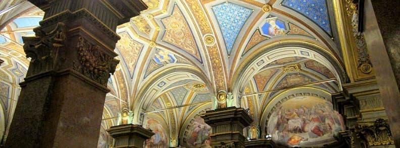 Chiesa di Santa Maria dell Anima church in Rome