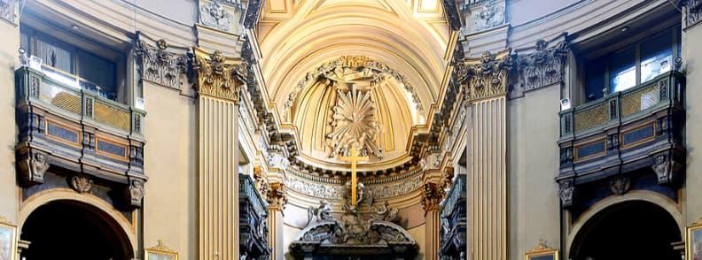 Church of Miracles Chiesa di Santa Maria dei Miracoli church in Rome