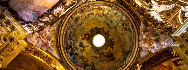 Church of Saint Mary of Victory Chiesa di Santa Maria della Vittoria church in Rome