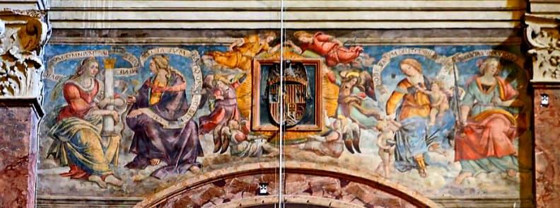 Church of Saint Peter in Montorio Chiesa di San Pietro in Montorio church in Rome