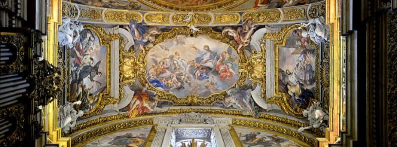 Church of the Gesù Chiesa del Gesù church in Rome