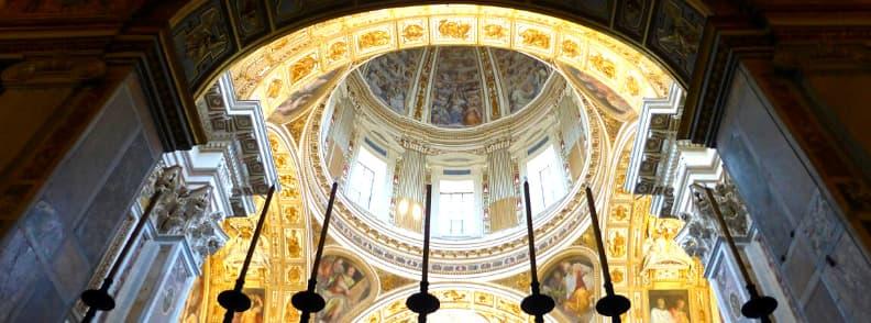 Papal Basilica of Saint Mary Major Basilica di Santa Maria Maggiore church in Rome