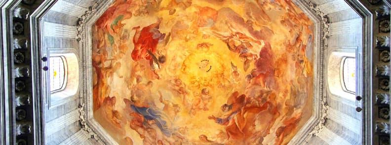 Parish Basilica of Santa Maria del Popolo Basilica Parrocchiale Santa Maria del Popolo church in Rome