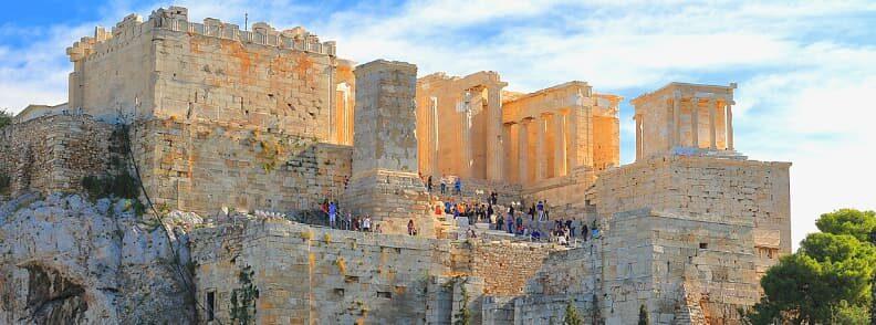 acropolis area things to do acropolis hill