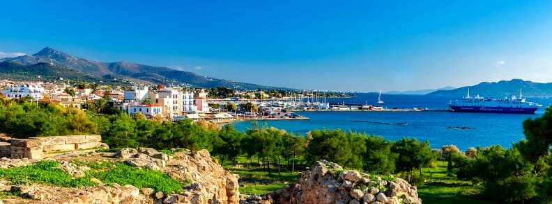 aegina day trip from athens