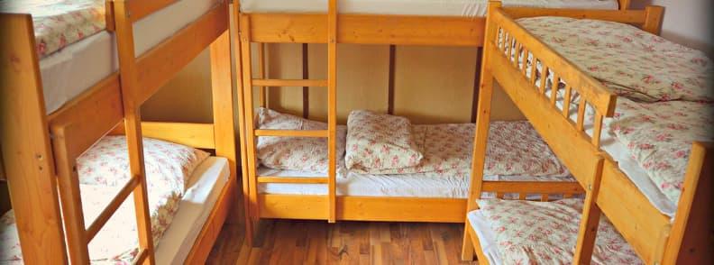 affordable hostels europe