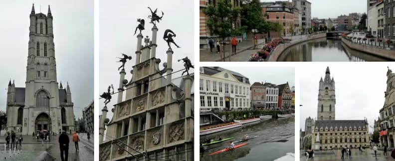 afternoon in ghent attractions