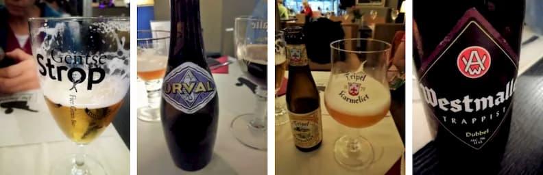 afternoon in ghent belgian beer