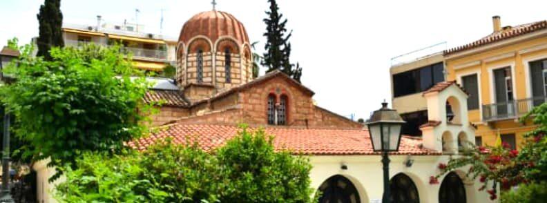 agia ekaterini church to visit in athens