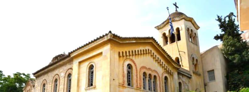 agios nikolaos ragavas church to visit in athens