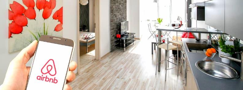 airbnb europe rent apartment