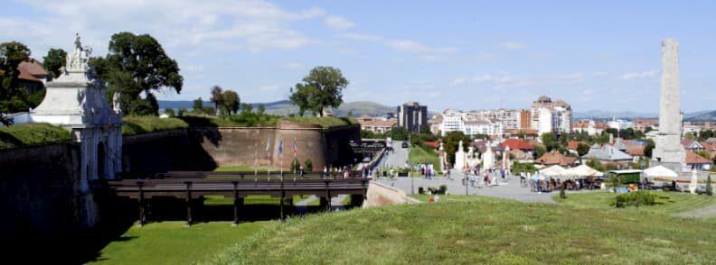 alba iulia reasons to visit romania