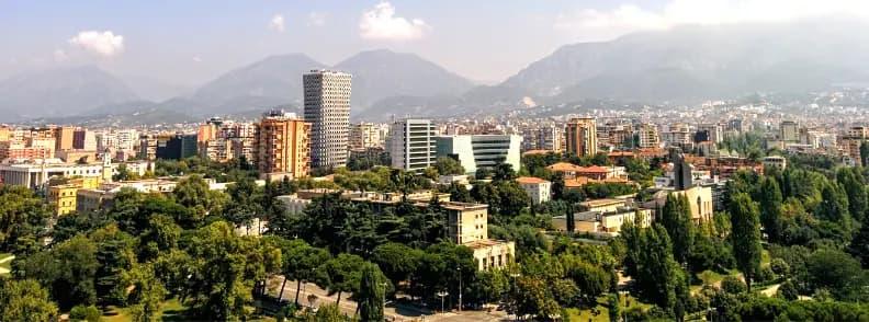 albania travel costs