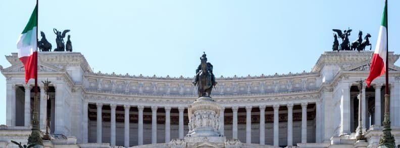 altare della patria rome piazza venezia