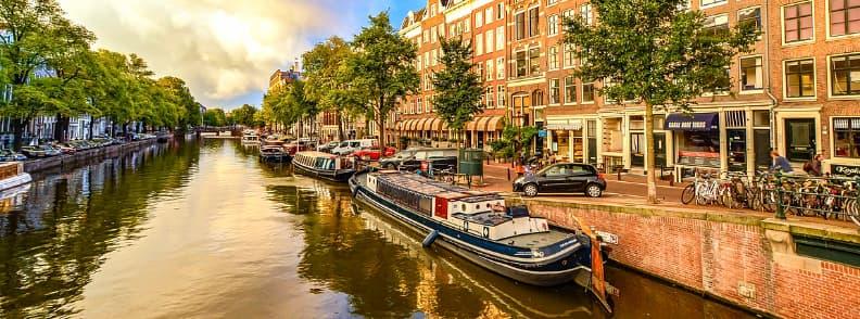 amsterdam travel costs netherlands