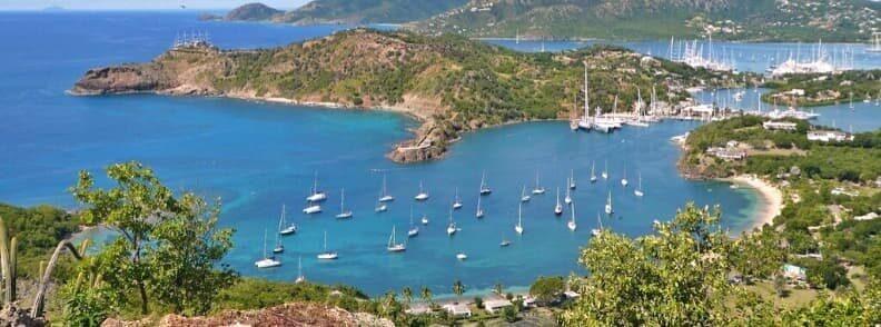 antigua caribbean destinations