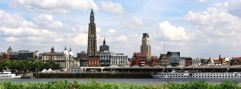 antwerp travel costs belgium