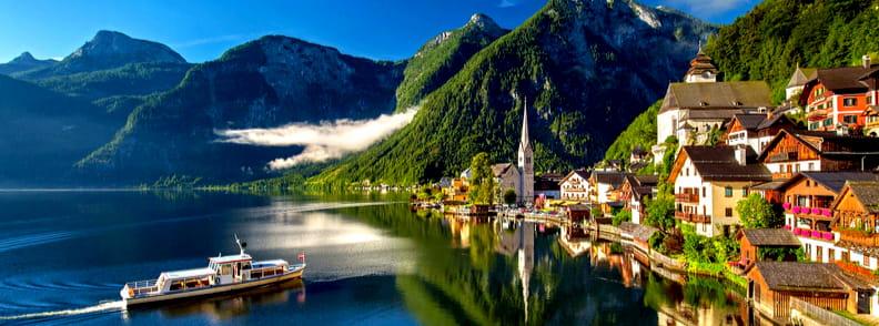 austria travel costs