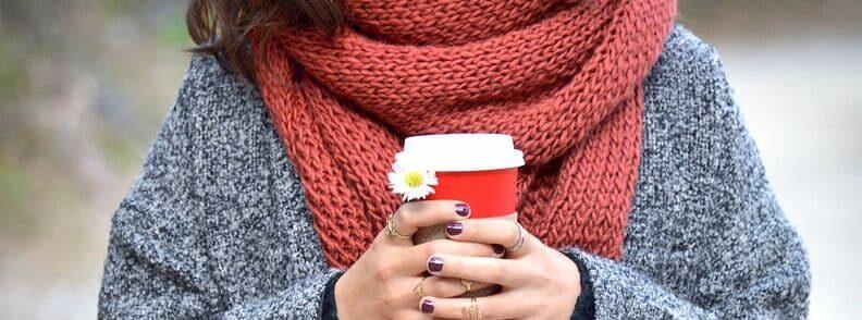 autumn scarf