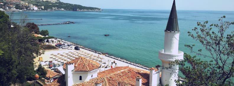 balchik visit bulgaria seaside
